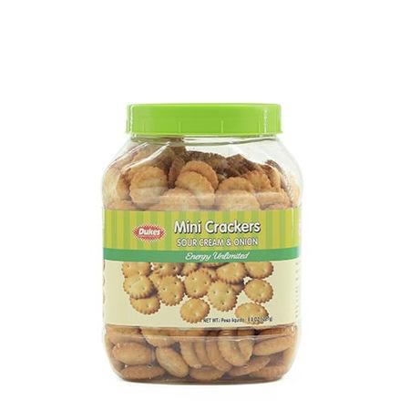 Imagen de Galletas Mini Crackers De Cebollas Dukes 227 Gr.