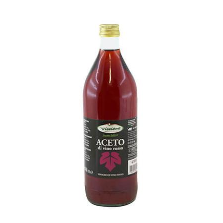 Imagen de Vinagre De Vino Rojo Visciano 500 Ml.