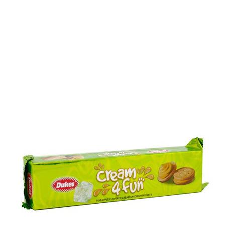 Imagen de Galleta De Piña Cream 4 Fun Dukes 200 Gr.