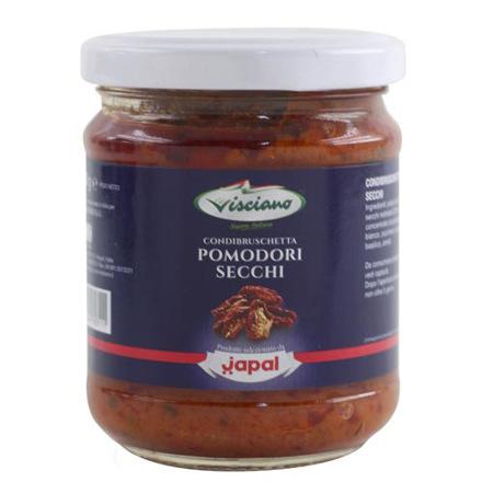 Imagen de Salsa De Tomate Seco Visciano 180 Gr.