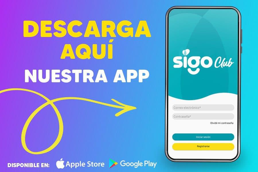 Sigo Club App