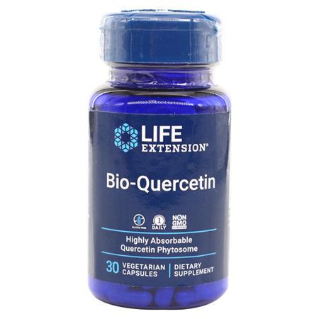 Imagen de Bio-Quercetina Life Extension 30 Cáppsulas.