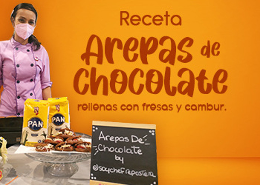 Arepas De Chocolate